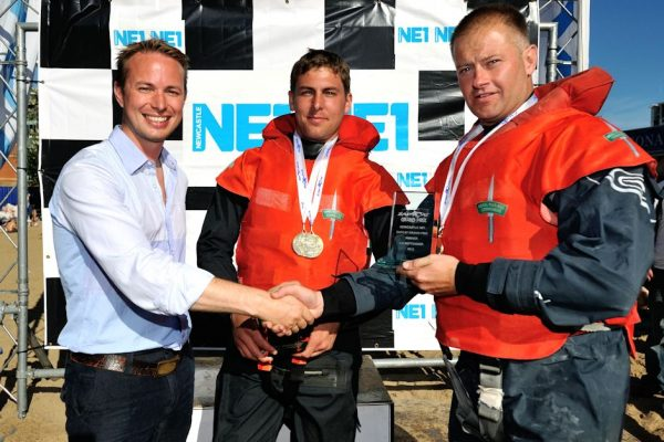 NE1ZCGP - Trophy and SP i