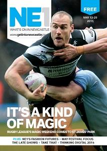 Latest NE1 - What's On Magazine