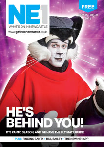 Latest NE1 - What's On Magazine